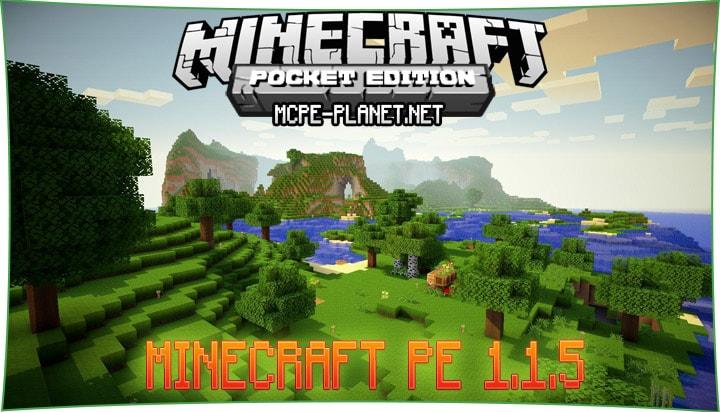 Скачать Minecraft 1.1.5