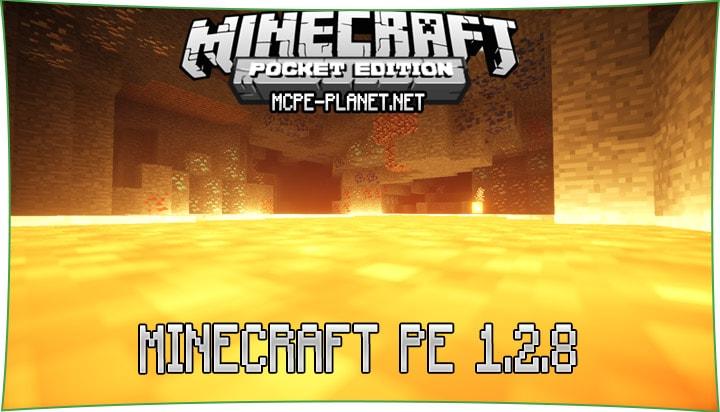 Minecraft 1.2.8 для Android