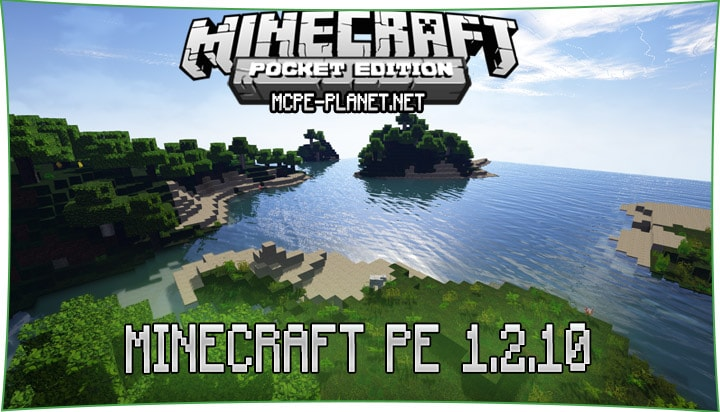Minecraft 1.2.10 для Android