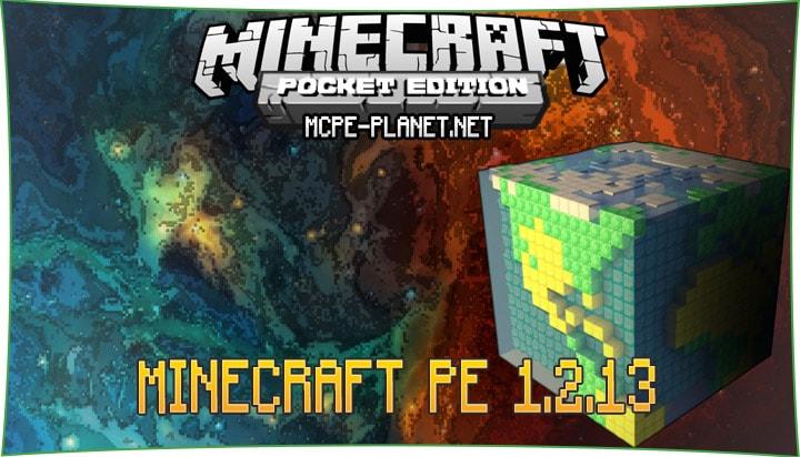 Minecraft 1.2.13 для Android