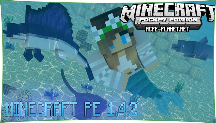 Minecraft 1.4.2 для Android