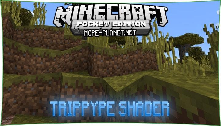 TrippyPE Shader 1.2.8, 1.2, 1.1.5