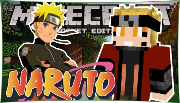 Naruto - мод на Наруто 1.4, 1.2.8, 1.2, 1.1.5