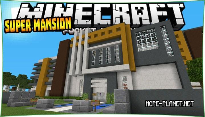 Super Mansion - особняк 1.2.8, 1.2, 1.1.5