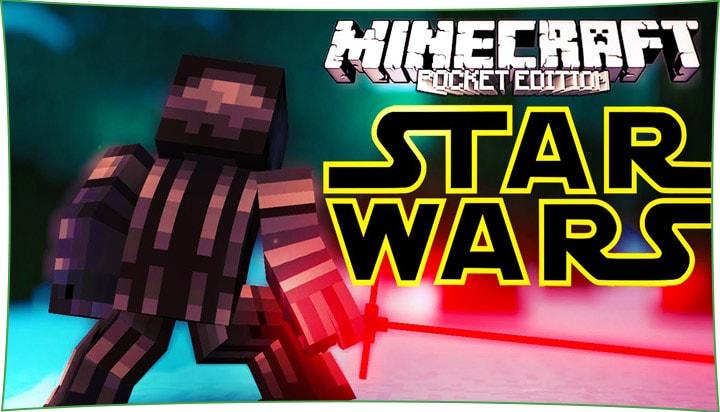Star Wars - Звёздные войны 1.7, 1.5.2, 1.4, 1.2.8, 1.2, 1.1.5