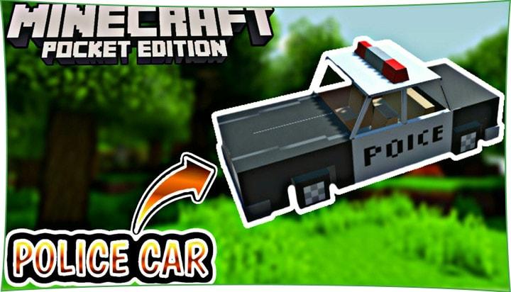 Police Car - полицейская машина 1.5.3, 1.4, 1.2.8, 1.2, 1.1.5