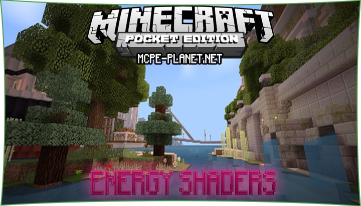 Energy Shaders 1.7, 1.6, 1.4, 1.2, 1.1.5