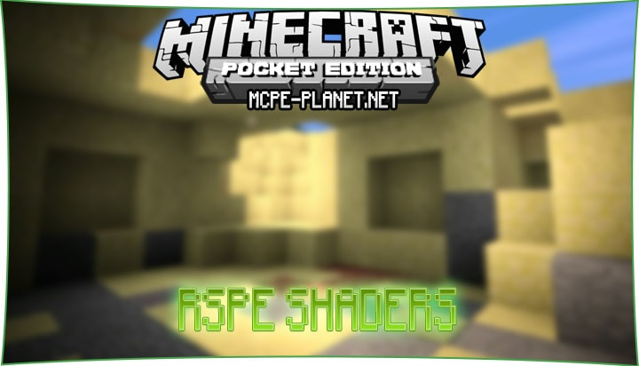 RSPE Shaders 1.7, 1.4, 1.2.8, 1.2, 1.1.5