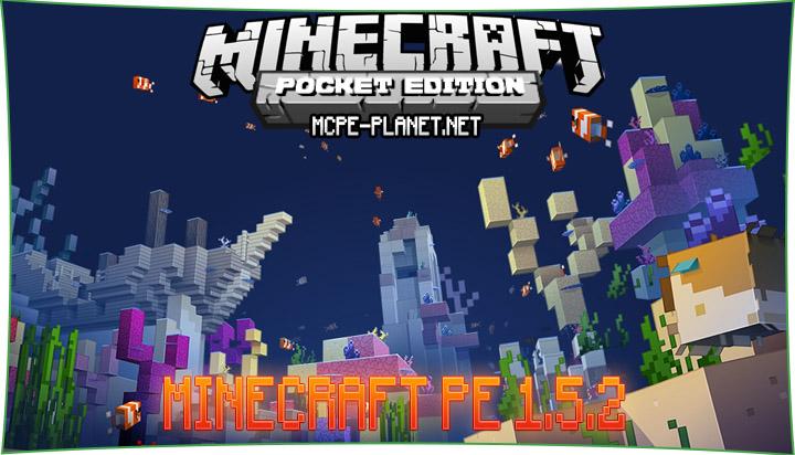 Скачать Minecraft 1.5.2 для Android