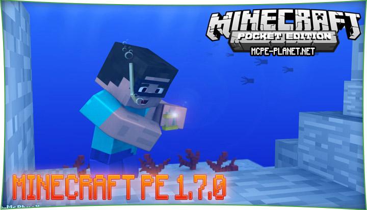 Minecraft 1.7.0 на Android