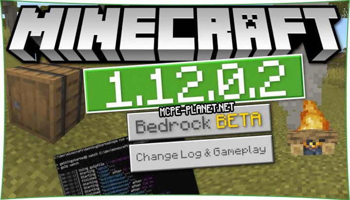 Скачать Minecraft 1.12.0.2