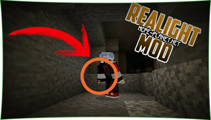Realight - мод на реалистичное освещение 1.16, 1.14, 1.13, 1.12