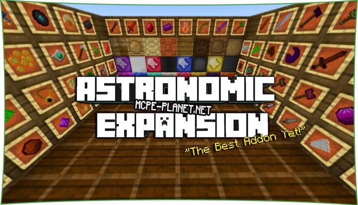 Expansion - мод на новые миры 1.16, 1.15, 1.14, 1.13