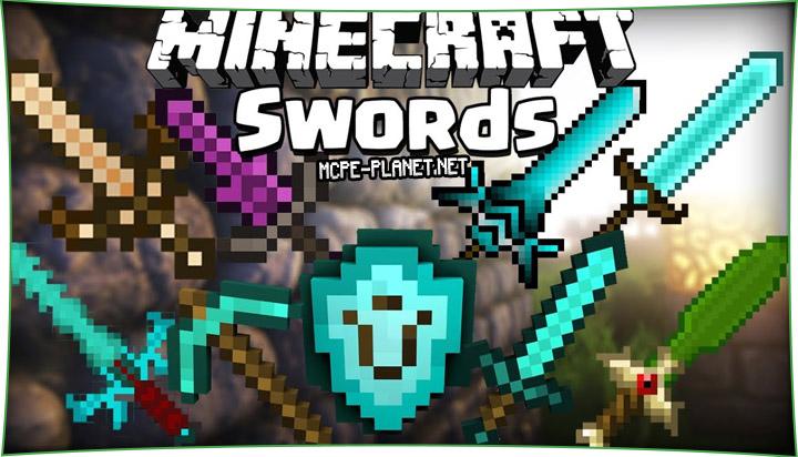 Ultimate Sword - необычные мечи 1.16, 1.15, 1.14, 1.13
